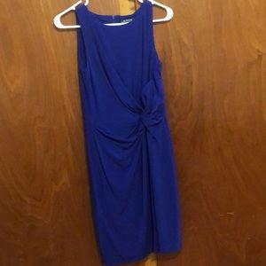 Ralph Lauren blue dress size 6